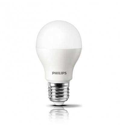 Led Philips Gota 9.5w-70w E27 Ww (caja)