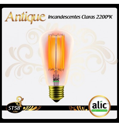 Clara Alic Antique 20w St58
