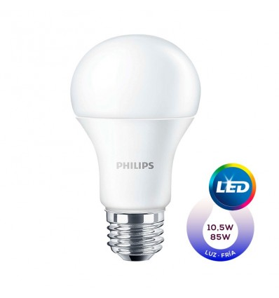 Lampara Led Philips 10.5w-85w E27 Cdl