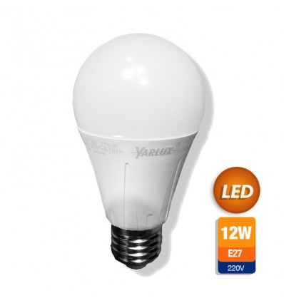 Lampara Yarlux Led 12w Calida