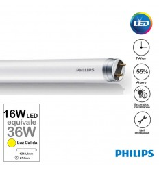 Tubo Philips Led 16w Cdl 1200mm